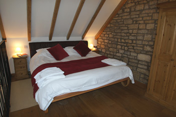 The Engine House Bedroom